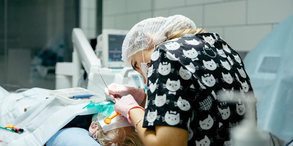 детская стоматология позняки, осокорки